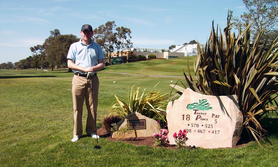 Yoga for golfers-John Lynch
