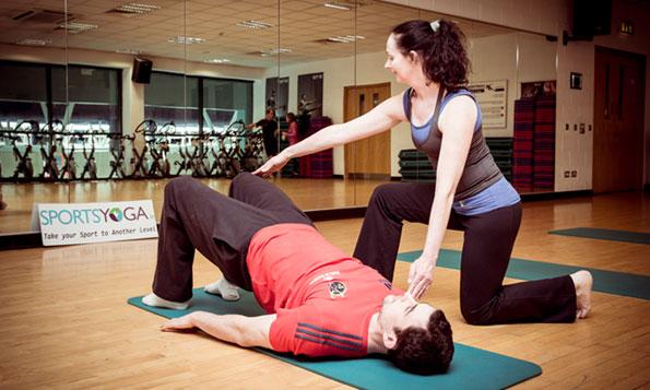 SportsYoga - prevention of injury