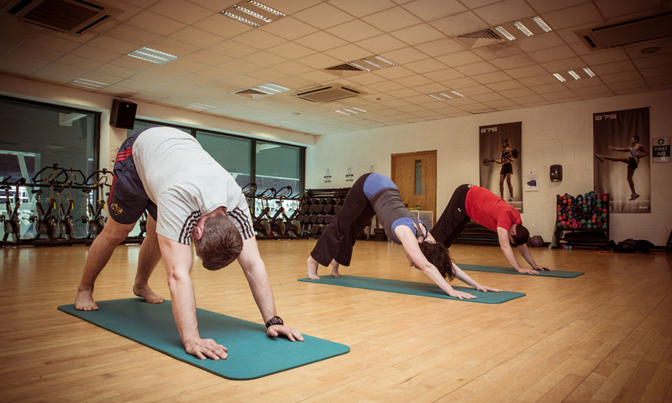 SportsYoga - Yoga Therapy